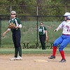 Winnacunnet Girls Varsity Softball vs the Little Green of Central High School on Tuesday in NHIAA DIV I play on 5-17-2016 @ WHS.  Matt Parker Photos
