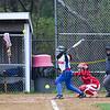 Winnacunnet Warriors Girls Freshmen Softball vs the Red Raiders of Spaulding High School on Saturday 5-7-2016 @ WHS.  Matt Parker Photos