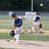 Seacoast's Pitcher #27 Connor Fowler throws a pitch at Saturday's 2016 NH Cal Ripken League 8 Year Old State Tournament between Seacoast and Hudson on Saturday 7-30-2016 @ Roger Allen Park, Rochester, NH. Sea-7, Hud-9.  Matt Parker Photos