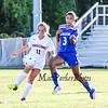 Winnacunnet Warriors Girls Soccer vs Salem Blue Devils High School on Tuesday 9-13-2016 @ WHS.  Matt Parker Photos