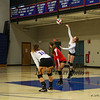 Winnacunnet NHIAA DIV I Girls Varsity Volleyball vs the Little Green of Central High School on Wednesday 9-21-2016 @ WHS.  WHS-3, CHS-0.  Matt Parker Photos