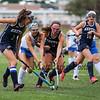 Winnacunnet Warriors Girls Field Hockey vs the Blue Hawks of Exeter High School on Friday 9-23-2016 @ WHS.  Matt Parker Photos
