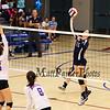 Winnacunnet Girls Volleyball vs the Exeter Blue Hawks on Friday 9-23-2016 @ WHS.  Matt Parker Photos