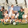 Winnacunnet Girls Soccer vs the Green Wave of Dover High School on Tuesday 9-27-2016 @ WHS.  WHS-3, DHS-2.  Matt Parker Photos