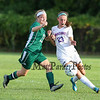 Winnacunnet Girls Soccer vs the Green Wave of Dover High School on Tuesday 9-27-2016 @ WHS.  WHS-3, DHS-2.  Matt Parker Photos