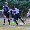 Cooperative Middle School (CMS) of Stratham, Boys Soccer game vs Portsmouth Middle School on Thursday, 9-29-2016 @ Clough Field, Portsmouth, NH. CMS-7, PMS-3.  Matt Parker Photos