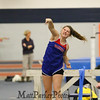Winnacunnet's Hannah Doherty throws 21-07.00 in the Girls Shot Put during Sunday's NH Indoor Track and Field League Evening Session @ The Paul Sweet Oval @ UNH on 1-10-2016.  Matt Parker Photos