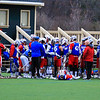 Winnacunnet Warriors Boys Lacrosse vs the Tigers of Ipswitch High School in preseason play on Saturday @ Amesbury Sports Park 4-2-2016.  Matt Parker Photos