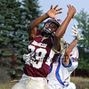 Winnacunnet Boys Freshman Football vs Alvirne High School on Thursday 9-8-2016 @ WHS.  Matt Parker Photos