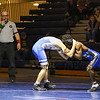 Winnacunnet Warriors Wrestling vs Souhegan and Merrimack High Schools on Wednesday 1-11-2017 @ WHS.  Matt Parker Photos