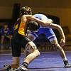 Winnacunnet Warriors Wrestling vs Souhegan and Merrimack High Schools on Wednesday 1-11-2017 @ WHS.  Matt Parker Photos