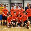 HYA 5-6 Coed Basketball Team Photo Syracuse sponsored by Wicked Awesome Paint & Wallpaper on Saturday 1-14-2017 @ Marston School, Hampton, NH.  Matt Parker Photos