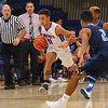 Winnacunnet Warriors Boys Basketball vs The Titans of Nashua North High School on Tuesday 1-3-2017 @ WHS.  WHS-71, NNHS-51.  Matt Parker Photos