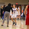 Winnacunnet Warriors Girls Basketball vs the Astros of Pinkerton Academy on Friday 1-6-2017 @ WHS.  Matt Parker Photos