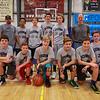 HYA 7-8 Coed Basketball Team Photo UCONN sponsored by Sperry Tents on Saturday 1-7-2017 @ The Rim, Hampton, NH.  Matt Parker Photos