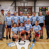 HYA 7-8 Girls Basketball Team Photo North Carolina sponsored by Victoria's Kitchen on Saturday 1-7-2017 @ The Rim, Hampton, NH.  Matt Parker Photos