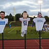 Winnacunnet Warriors Football on Senior Night vs the Clippers of Portsmouth High School in DIV I Football on Friday Night 10-13-2017 @ WHS.  WHS-56, PHS-8.  Matt Parker Photos