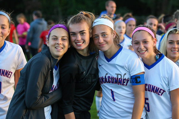 2017-10-13 WHS Girls Soccer vs Spaulding