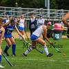 Winnacunnet Warriors Field Hockey vs the Blue Devils of Salem High School in NHIAA DIV I play on Friday 10-6-2017 @ WHS.  WHS-4, SHS-0.  Matt Parker Photos