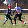 Hampton Rec Flag Football Superbowl Sunday, High School, 6-8th, and 3-5th divisions on 11-12-2017 @ Tuck Field Hampton, NH.  Matt Parker Photos