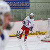 Winnacunnet Warriors Home Opener Boys Hockey game vs the Falcons of Bow High School on Wednesday 12-13-2017 @ Phillips Exeter Academy, Exeter, NH.  WHS-1, BHS-3.  Matt Parker Photos