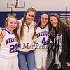 Winnacunnet Warriors Girls Basketball Home Opener vs the Green Wave of Dover High School on Friday 12-15-2017 @ WHS.  WHS-40, DHS-37.  Matt Parker Photos
