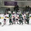 Warrior Saints Girls Hockey inaugural home opener vs Kingswood High School on Saturday 12-16-2017 @ Dover Ice Arena.  WS-5, KHS-1.  Matt Parker Photos