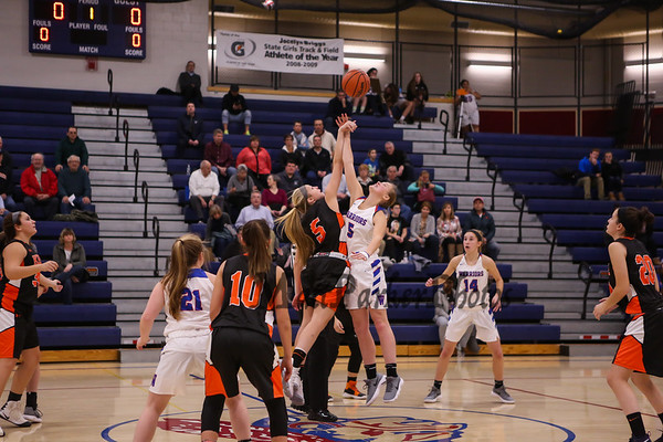 2017-12-19 WHS Girls Basketball vs Keene