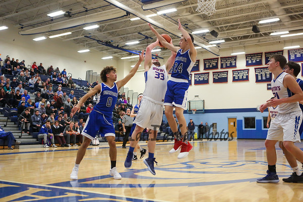 2017-12-26 WHS Boys Basketball vs Somersworth