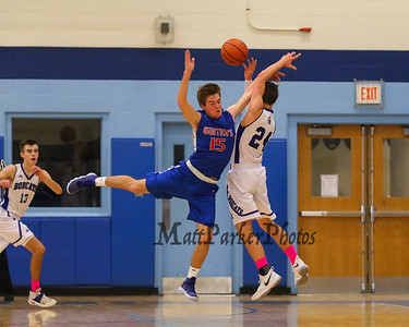 2017-12-27 WHS Boys Basketball vs Oyster River