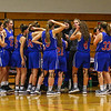 Alvirne Broncos Girls Varsity Basketball vs the Winnacunnet Warriors on Friday 12-8-2017 @ Alvirne High School, Hudson, NH.  AHS-17, WHS-40.  Matt Parker Photos
