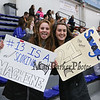 Winnacunnet Warriors Ice Hockey vs the Clippers of Portsmout- Newmarket at Wednesday's NHIAA DIV II Boys Hockey game at The Rinks @ Exeter on 2-1-2017.  Matt Parker Photos