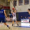 Winnacunnet Warriors Girls Basketball and Senior Night vs the Salem Blue Devils on Friday 2-17-2017 @ WHS.  Matt Parker Photos