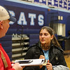 York Wildcats Girls Basketball vs the Raiders of Fryeburg Academy in the Western Maine Conference  on Monday 2-6-2017 @ YHS.  Matt Parker Photos