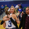 York Girls Senior Night Baskeball vs The Rams of Kennebunk HS in the Western Maine Conference on Friday 2-9-2017 @ YHS.  Matt Parker Photos