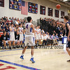Winnacunnet Warriors boys Basketball vs Exeter Blue Hawks on Friday at the NHIAA DIV I Quarter Final game on 3-10-2017 @ WHS.  WHS-76, EHS-41.  Matt Parker Photos