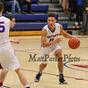 Winnacunnet Warriors Boys Basketball vs the Broncos of Alvirne High School at Tuesday's NHIAA DIV I First Round playoff basketball game on 3-7-2017 @ WHS.  Matt Parker Photos