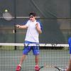 Winnacunnet Warriors Boys Tennis vs Londonderry High School on Monday 4-17-2017 @ WHS.  Matt Parker Photos