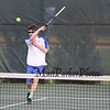Winnacunnet Warriors Boys Tennis vs Londonderry High School on Monday 4-17-2017 @ WHS.  Matt Parker Photos