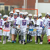 Winnacunnet Warriors Boys Reserves Lacrosse vs Dover on Monday 4-22-2017 @ WHS.  Matt Parker Photos