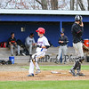 Winnacunnet Warriors Boys Varsity Baseball vs the Blackbirds of Keene High School on Wednesday 5-10-2017 @ WHS.  Matt Parker Photos