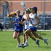 Winnacunnet Warriors Girls Lacrosse vs Oyster River High School on Tuesday 5-2-2017 @ WHS.  Matt Parker Photos