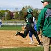 Winnacunnet Warriors Girls Softball vs the Green Wave of Dover High School on Monday 5-8-2017 @ WHS.  Matt Parker Photos