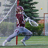 Clipper's goal keeper #23 Oscar Kozikowski makes a save off a Dover shot during Wednesday's NHIAA DIV II Semi-Finals game between Portsmouth and Dover High Schools on 6-7-2017 @ Stellos Stadium, Nashua, NH.  Matt Parker Photos