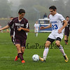 Winnacunnet Warriors Boys Soccer vs the Owls of Timberlane High School on Friday 9-15-2017 @ WHS.  Matt Parker Photos