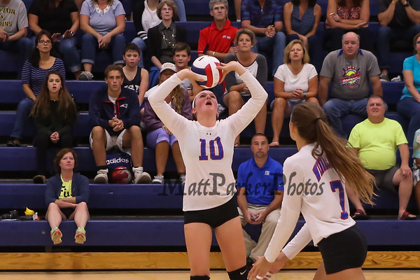 2017-9-15 WHS Girls Volleyball vs Bedford