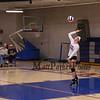 Winnacunnet Warriors Girls Volleyball vs the Bedford Bulldogs on Friday 9-15-2017 @ WHS.  Matt Parker Photos