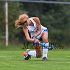 Winnacunnet Warriors Girls Field Hockey vs the Crimson Tide of Concord in NHIAA's DIV I game on Monday 9-18-2017 @ WHS.  WHS-1, CHS-0.  Matt Parker Photos