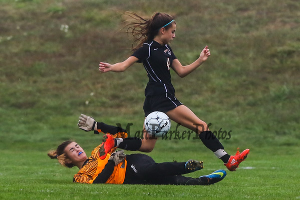 2017-9-19 WHS Girls Soccer vs Bedford