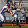 Little Warriors Football vs the Timberlane Tornadoes on Sunday 9-24-207 @ WHS.  Matt Parker Photos